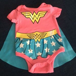 Other - Newborn Wonder Woman outfit.